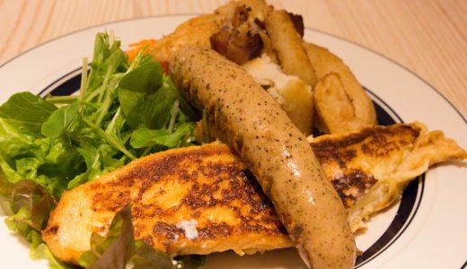 【大宮・フレンチトースト】AMTcafeの新メニューさっそく食べてきた!