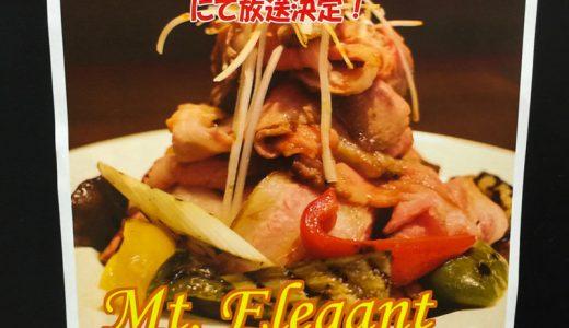 【武蔵浦和・ルヴァンがテレビに登場!】日テレ系「シューイチ」でマウントエレガントポークカレーが紹介されます【11月13日(日)放送】 ランチ食レポ付き