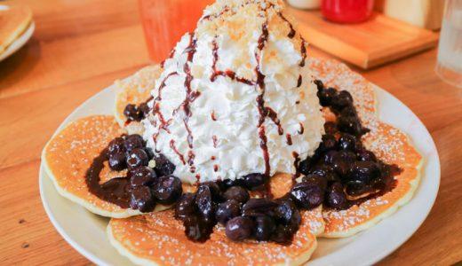 【さいたま新都心】エッグスンシングスへ行ってきた 〜クリーム盛り盛りパンケーキ、だけじゃない!食事メニューも豊富なハワイアンレストラン〜
